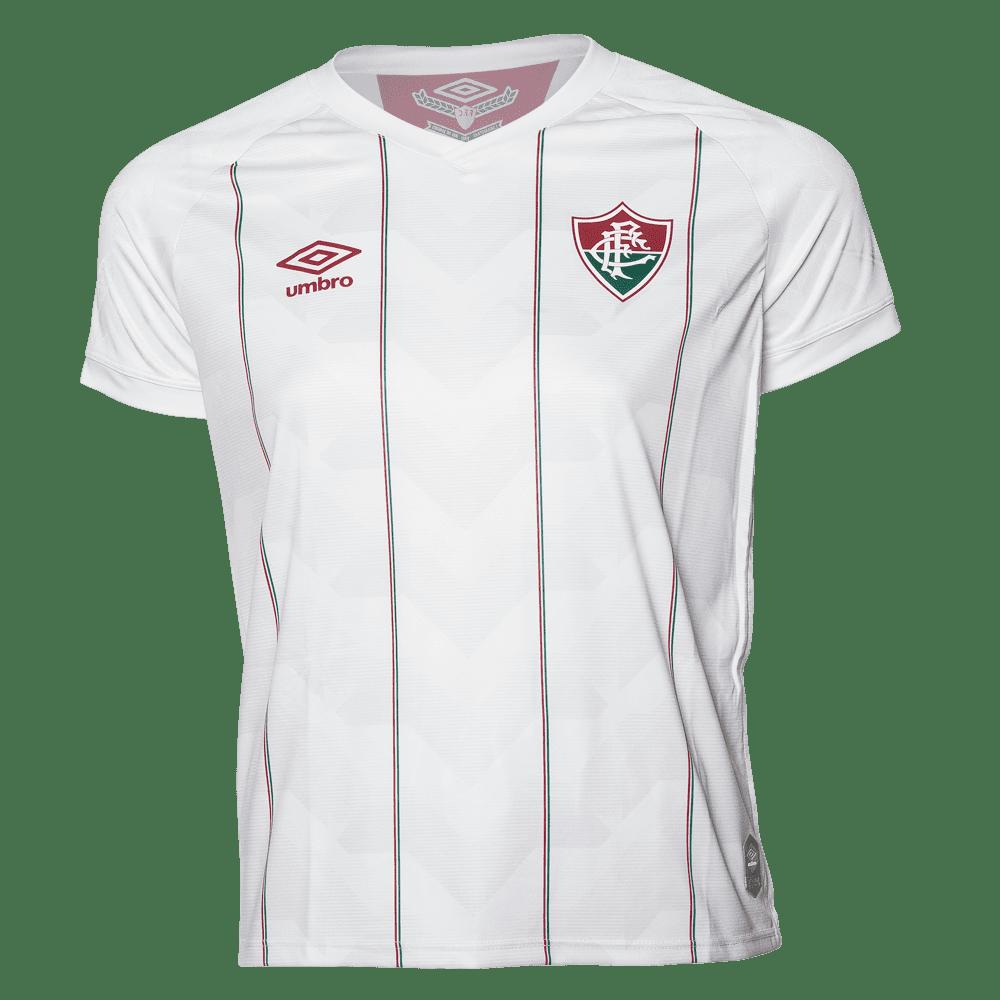 Camisa Fluminense Jogo 2 Feminina - Umbro 2020