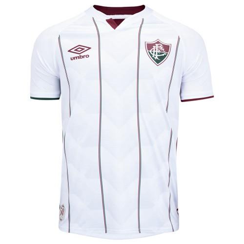 LANÇAMENTO - Camisa Fluminense Jogo 2 - Umbro 2020
