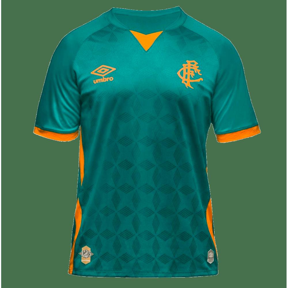 Camisa Fluminense Jogo 3 - Umbro 2020