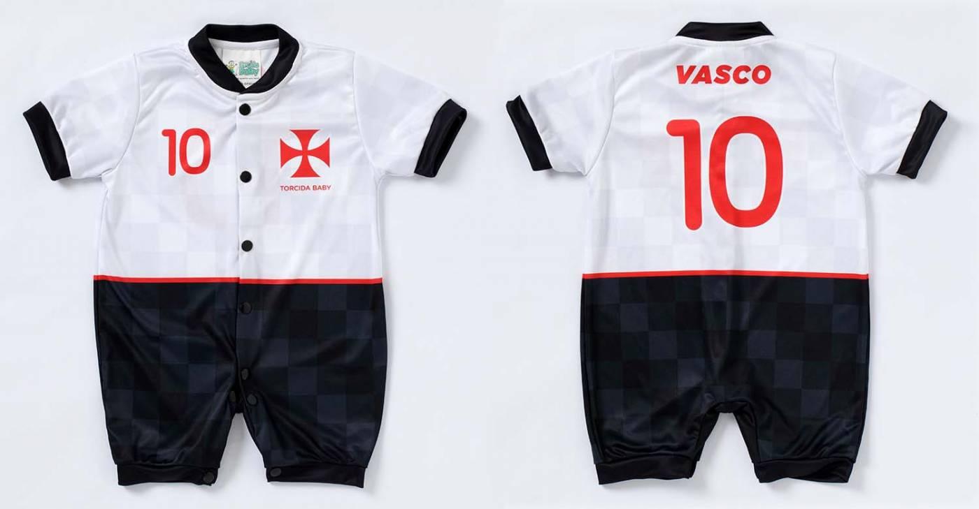 Macacão Vasco estilo