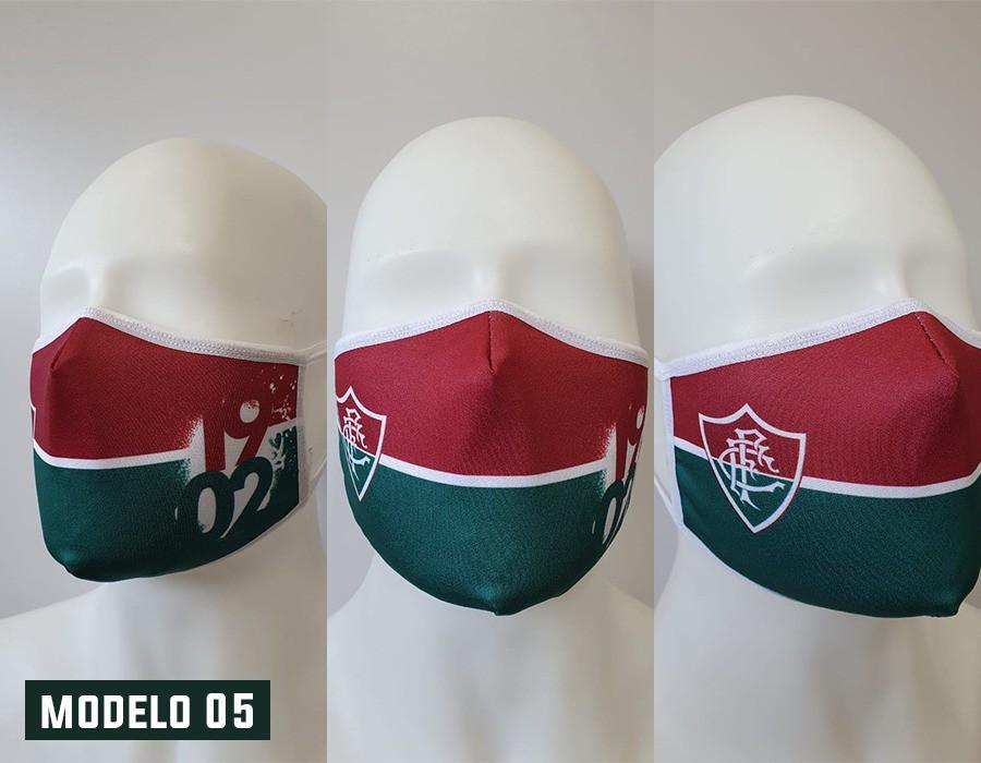 Máscara Fluminense Modelo 05