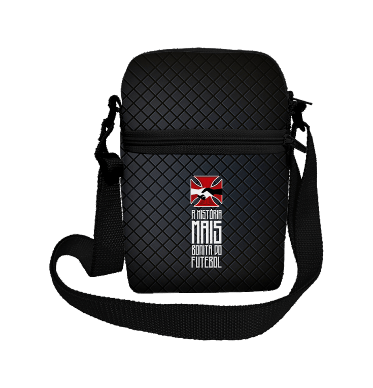 Mini Bag Vasco - A História Mais Bonita