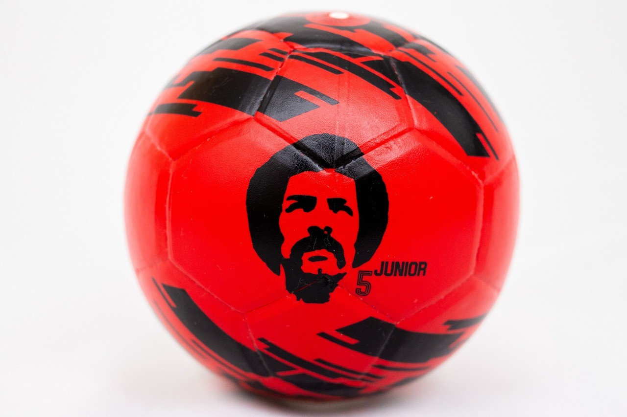 Mini Bola Flamengo - Junior