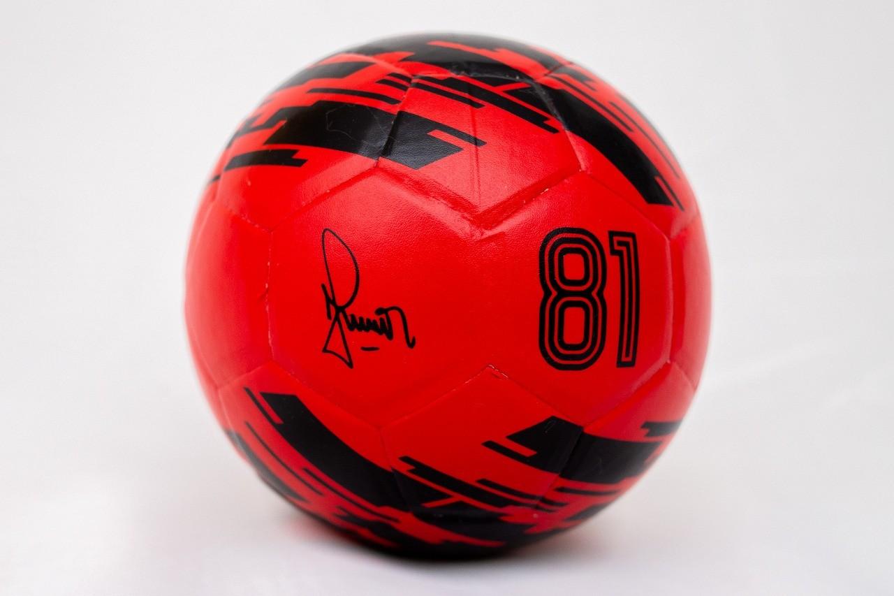Mini Bola Flamengo - Junior