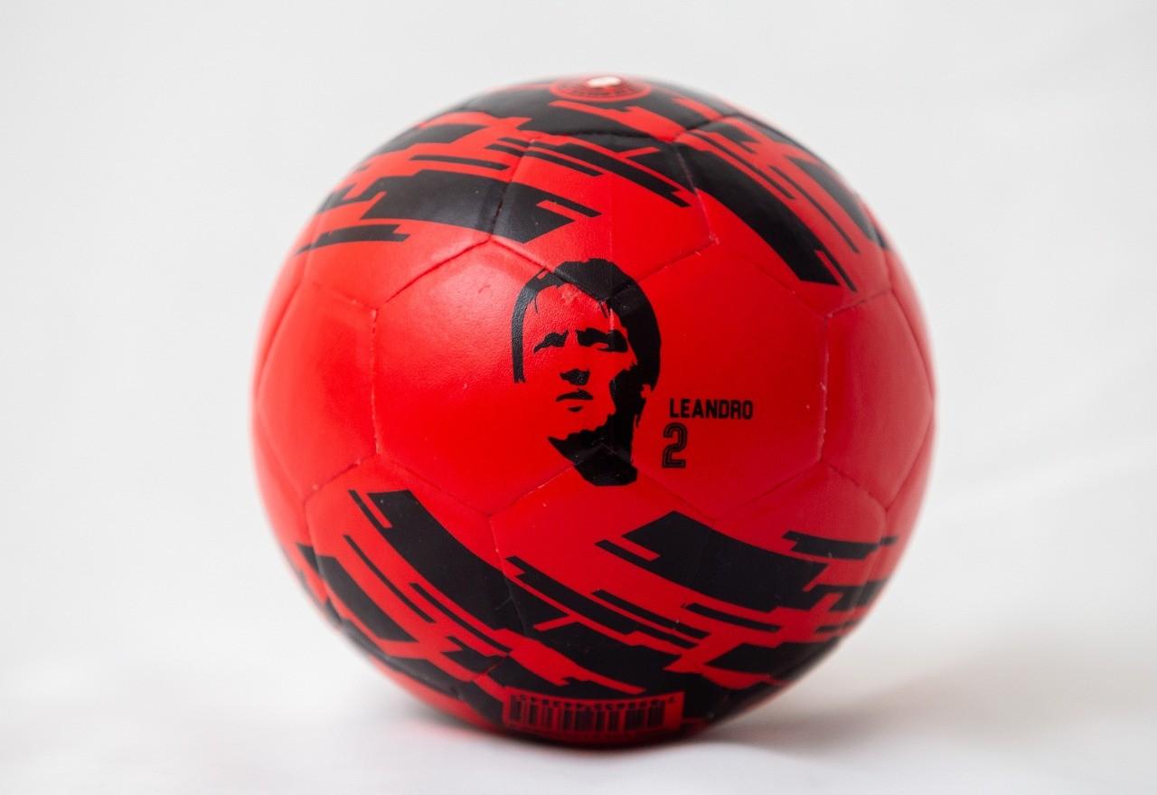 Mini Bola Flamengo - Leandro