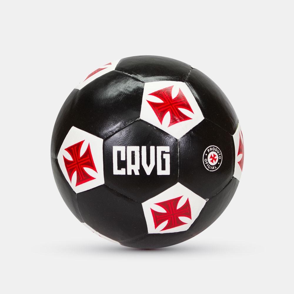 Mini Bola Vasco - CRVG Preta