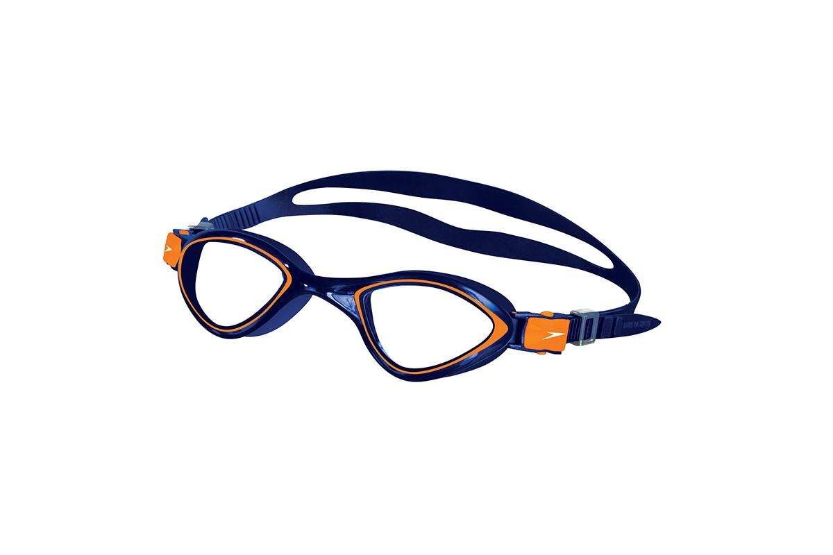 Óculos de natação Avatar Speedo - Azul/Cristal