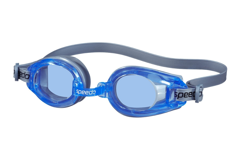 Óculos de natação Classic 2.0 Speedo - Prata/Azul