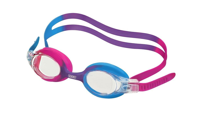 Óculos de natação infantil Quick Speedo - Pink/Cristal