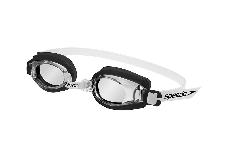 Óculos de natação JR Captain 2.0 Speedo - Preto