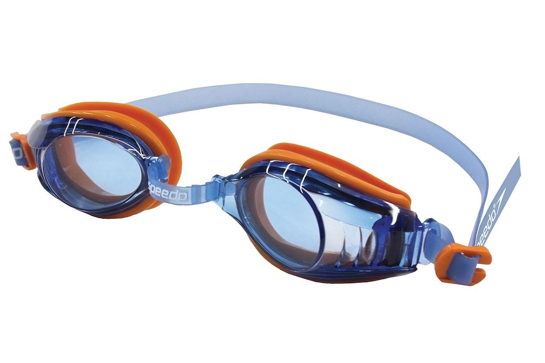 Óculos de natação Raptor Speedo - Laranja/Azul