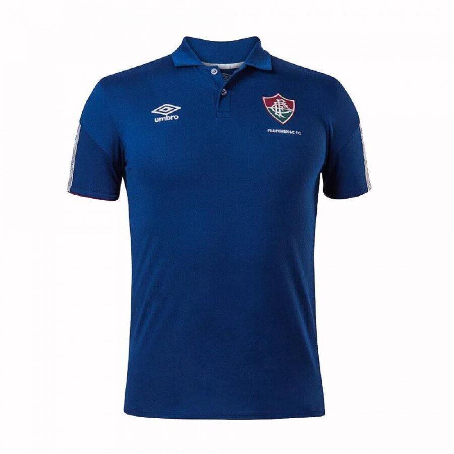 Polo Fluminense Viagem  Azul- UMBRO 2020