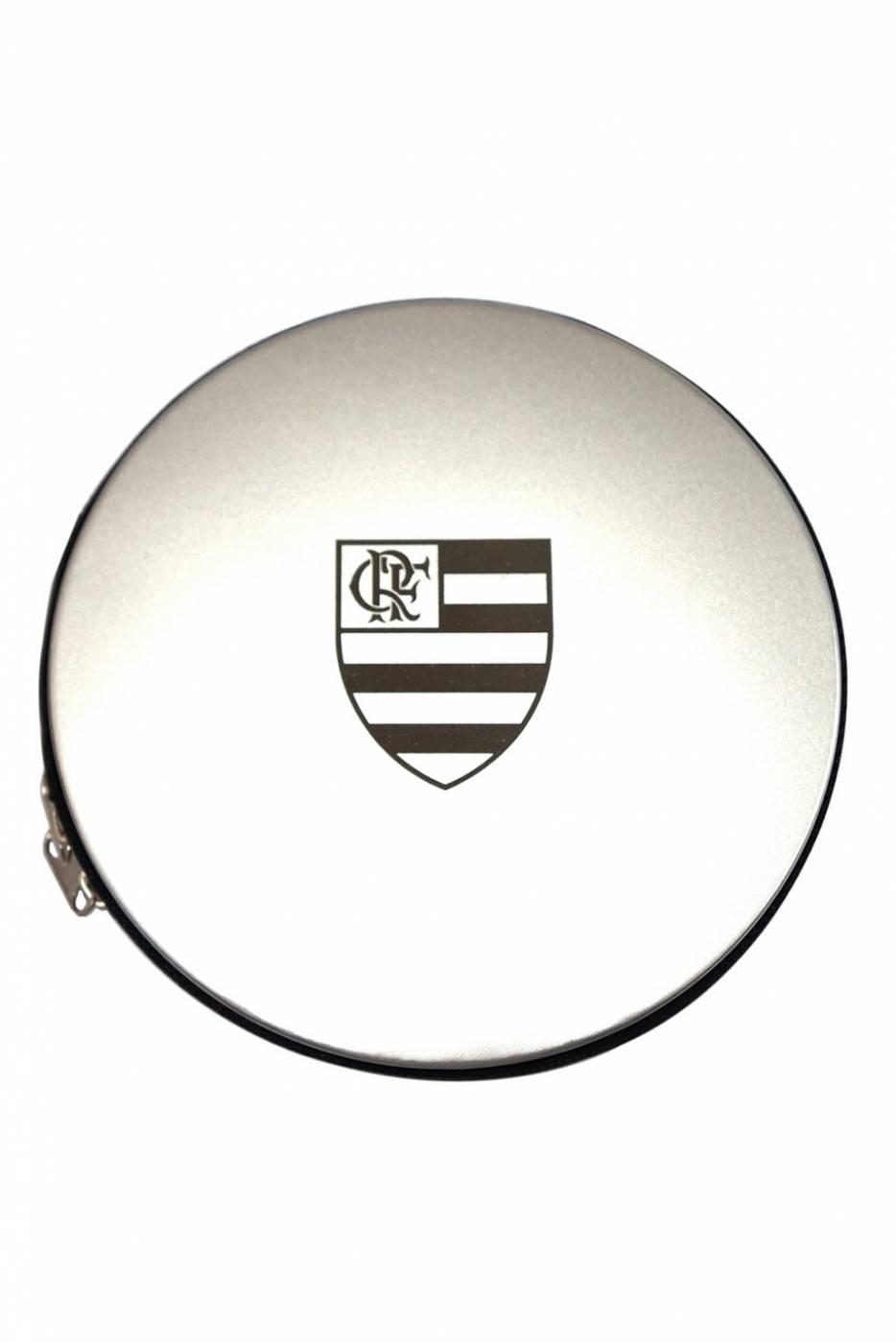 Porta cd Flamengo escudo