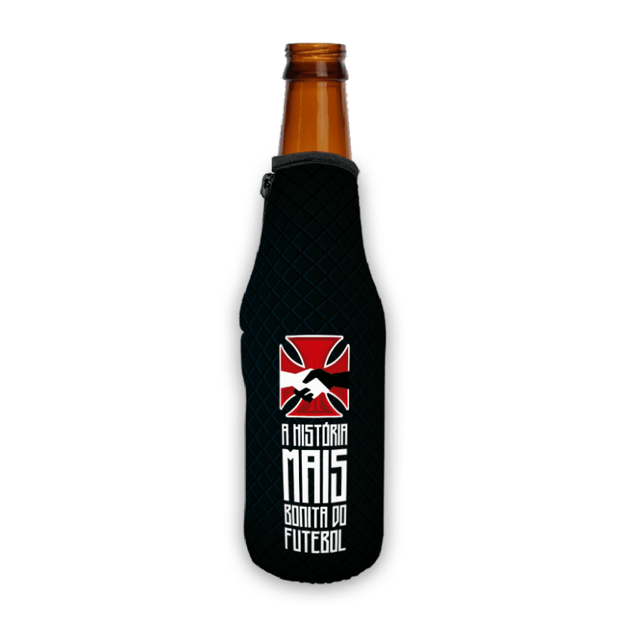 Porta Long Neck Vasco - A História Mais Bonita