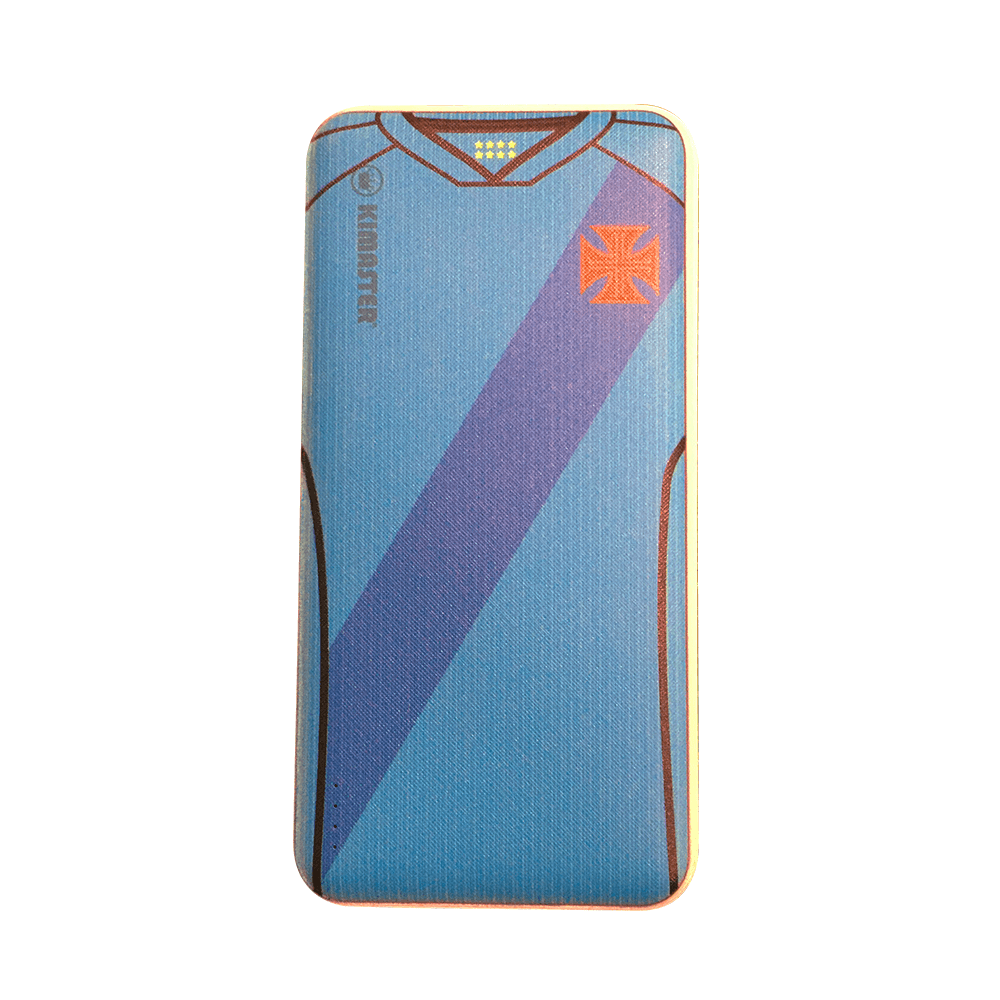 Power Bank Vasco - Goleiro Azul