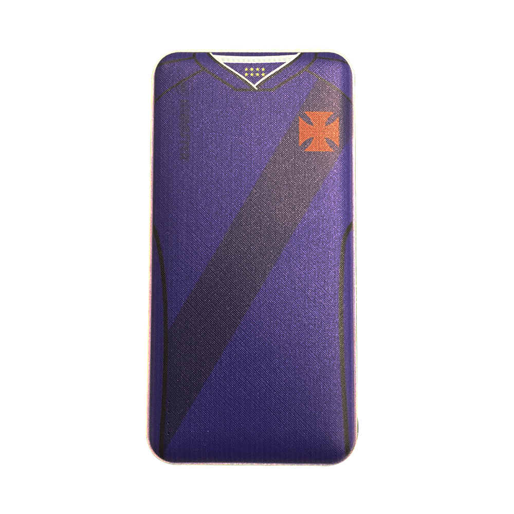 Power Bank Vasco - Goleiro Roxa