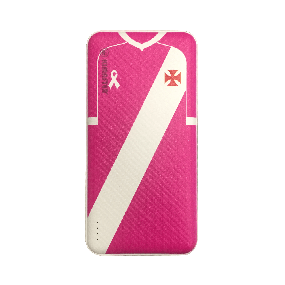 Power Bank Vasco - Rosa