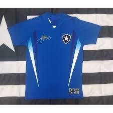 Regata Botafogo retrô Jefferson