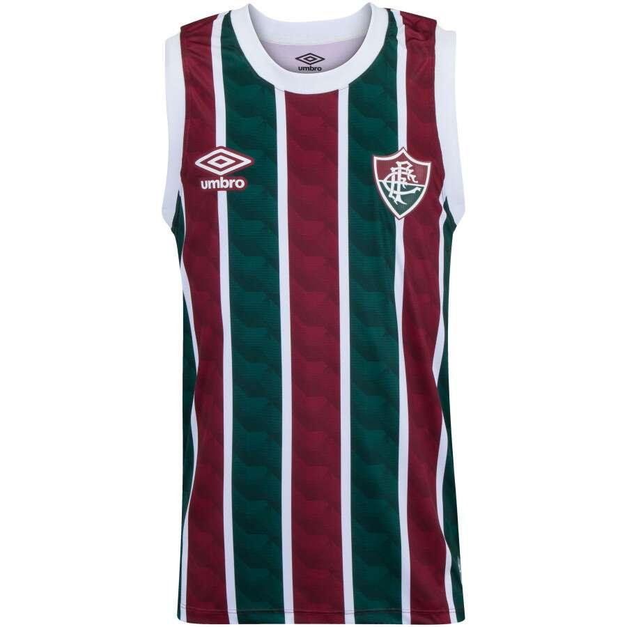 Regata Fluminense Basquete Of 1 - Umbro 2020