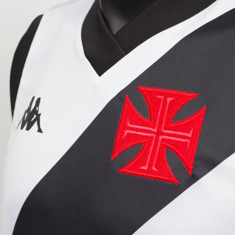Regata Vasco Basquete Urban of 2 Masculina - Kappa