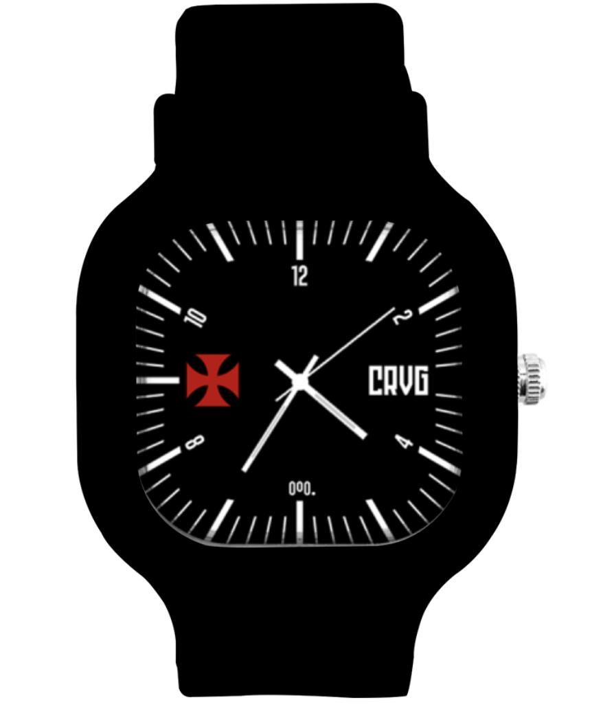 Relógio Classic Vasco Black - Black