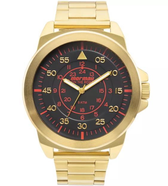 Relógio Mormaii analógico Flip - MO2035IH/4D