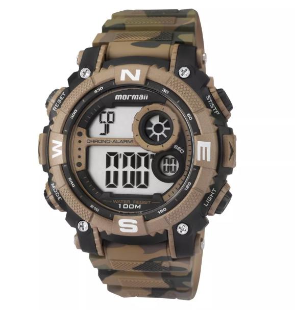 Relógio Mormaii digital - MO12579A/8V