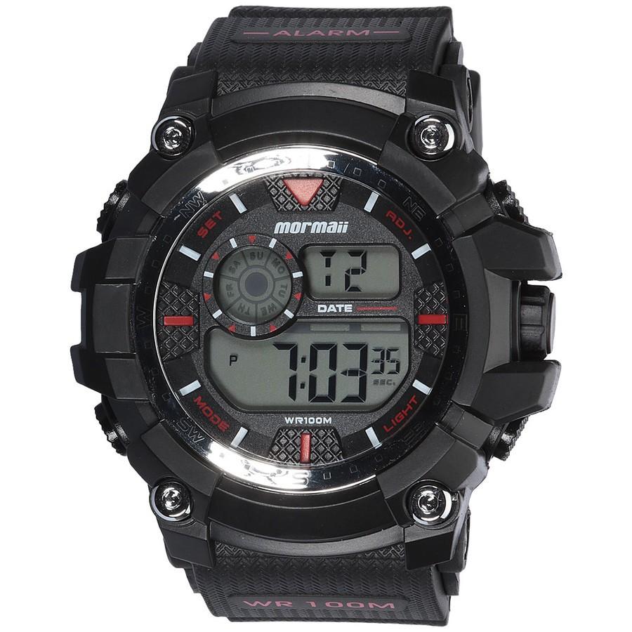 Relógio Mormaii digital - MO3530A/8R