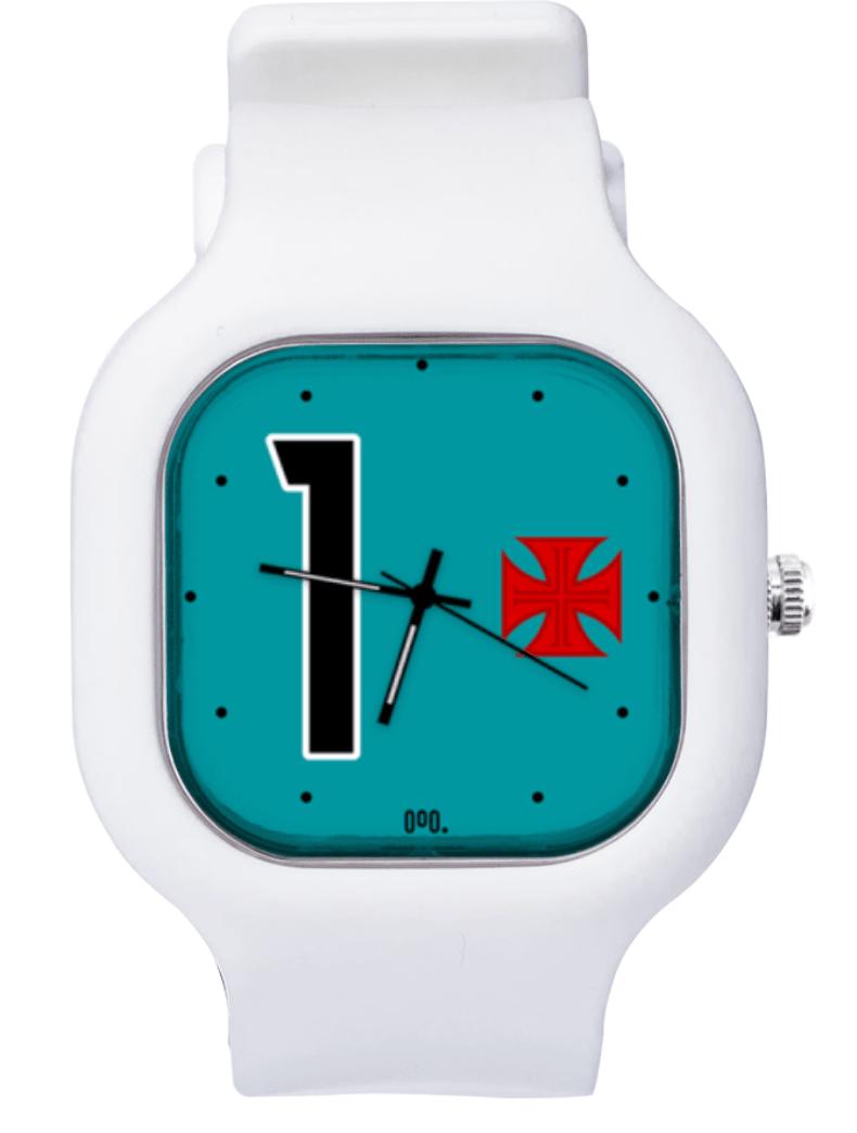 Relógio Vasco Goleiro 1 - Blanc
