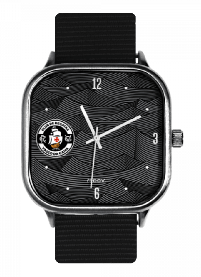 Relógio Vasco Tormenta - Power