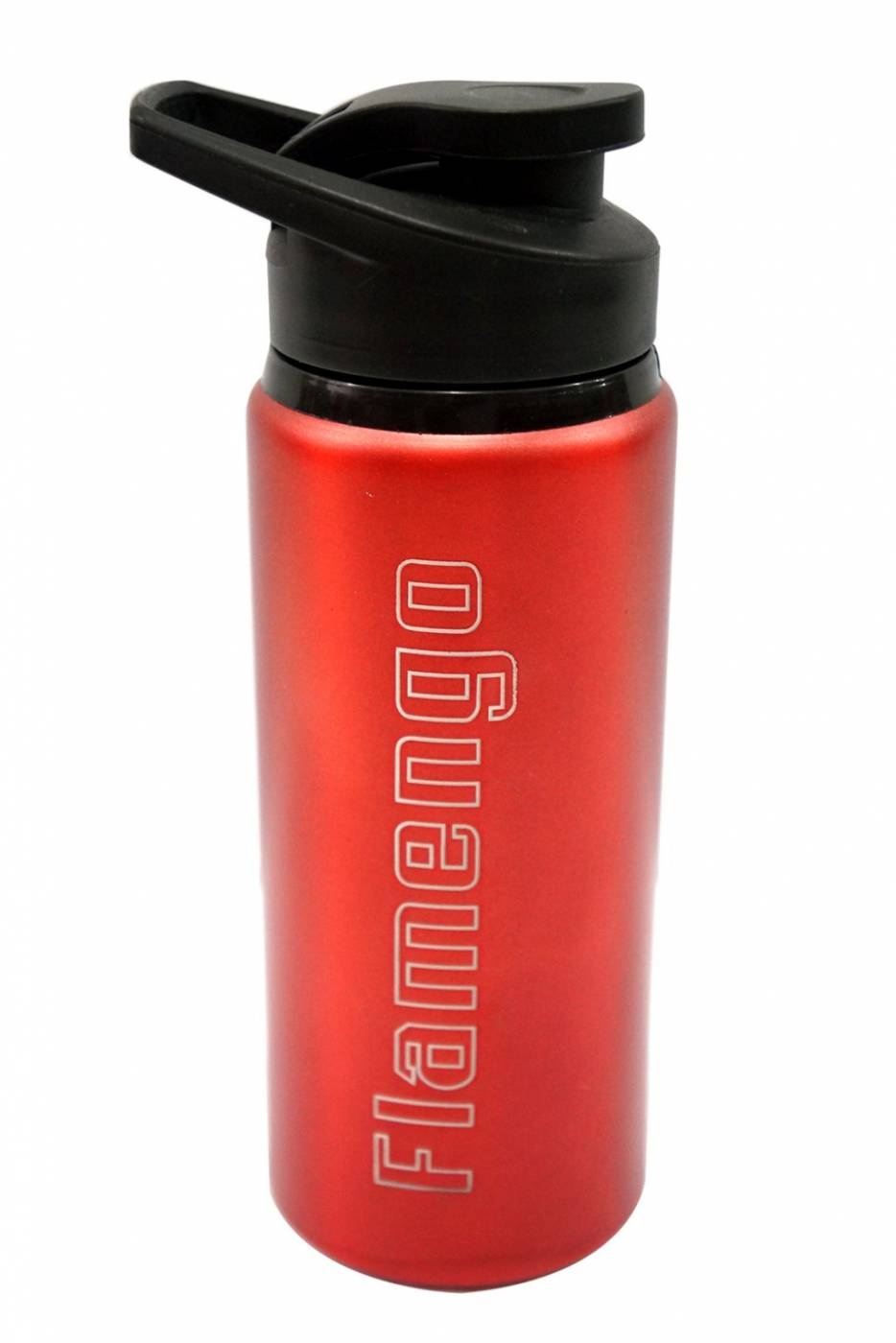 Squeeze Flamengo Com Bico Escudo 600 Ml