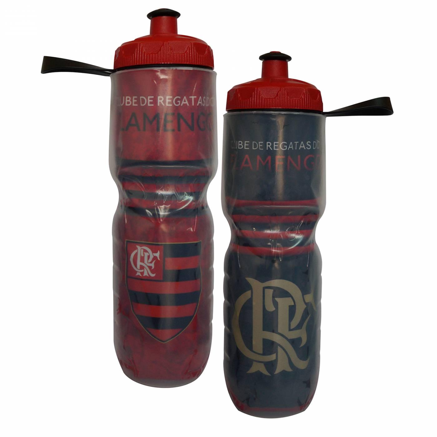 Squeeze Flamengo isotérmico 700 ml