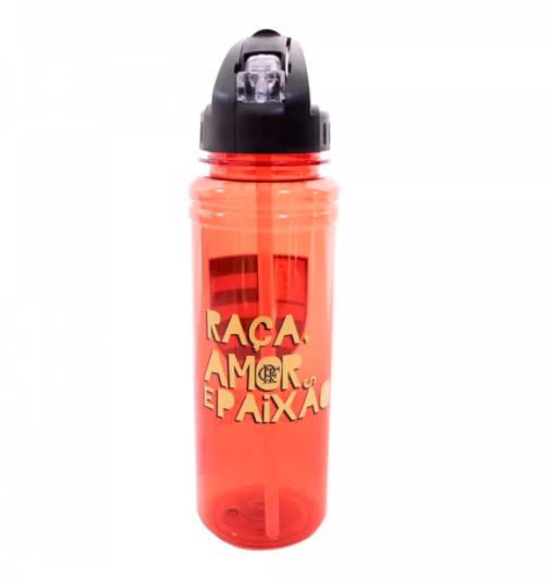 Squeeze Flamengo plástico 700 ml