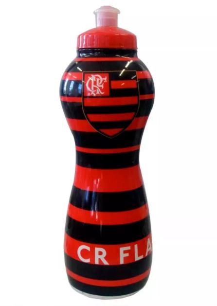 Squeeze Flamengo Sleeve 600 Ml