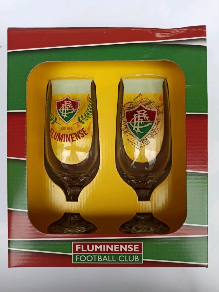 Taça Fluminense Floripa C/2 Na Luva