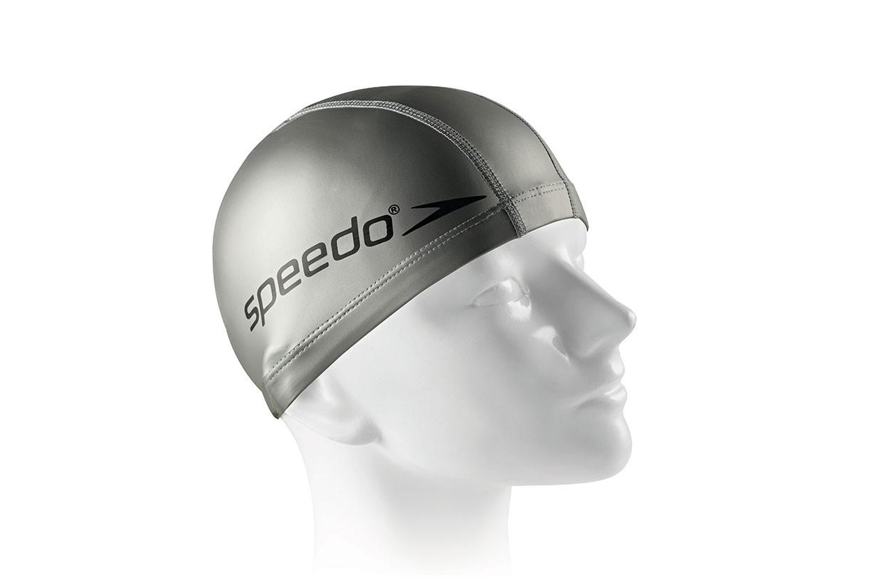 Touca de natação Comfort Cap Speedo - Cinza/Prata