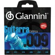 Encordoamento para Guitarra Elétrica Giannini