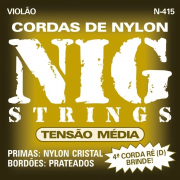 Encordoamento para Violão Nailon Nig Strings