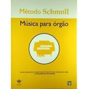 Método Para Órgão Eletrônico Schmoll Com Pedaleira