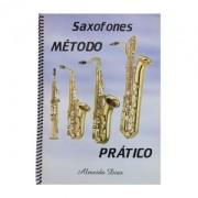 Metodo para Saxofone Almeida Dias