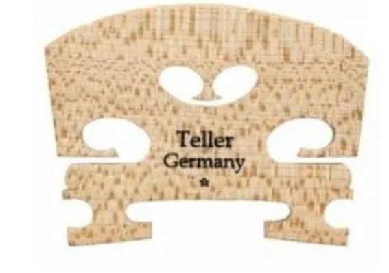 Cavalete para Viola  Teller 1*