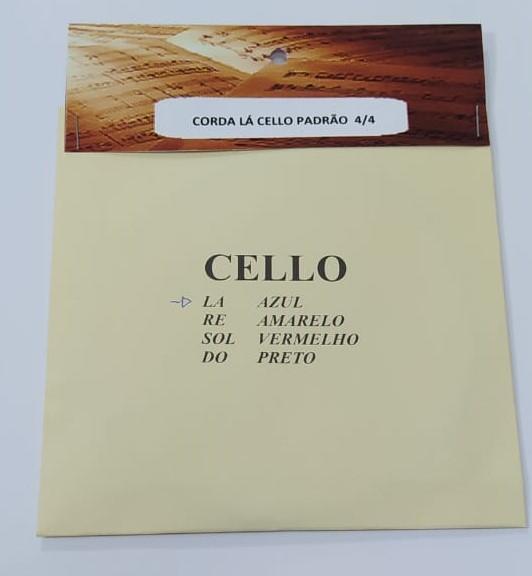 Corda La Avulsa para Cello