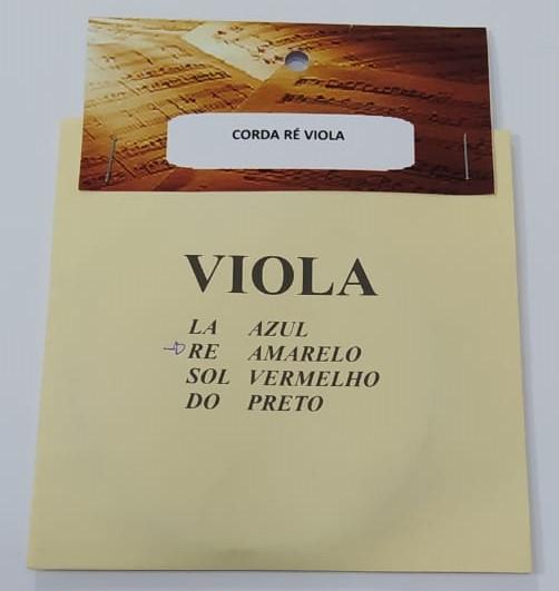 Corda Re Avulsa para Viola