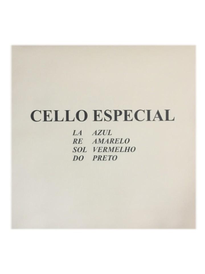 Encordoamento para Cello Mauro Calixto Especial