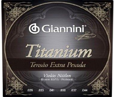 Encordoamento para Violão Nailon Giannini