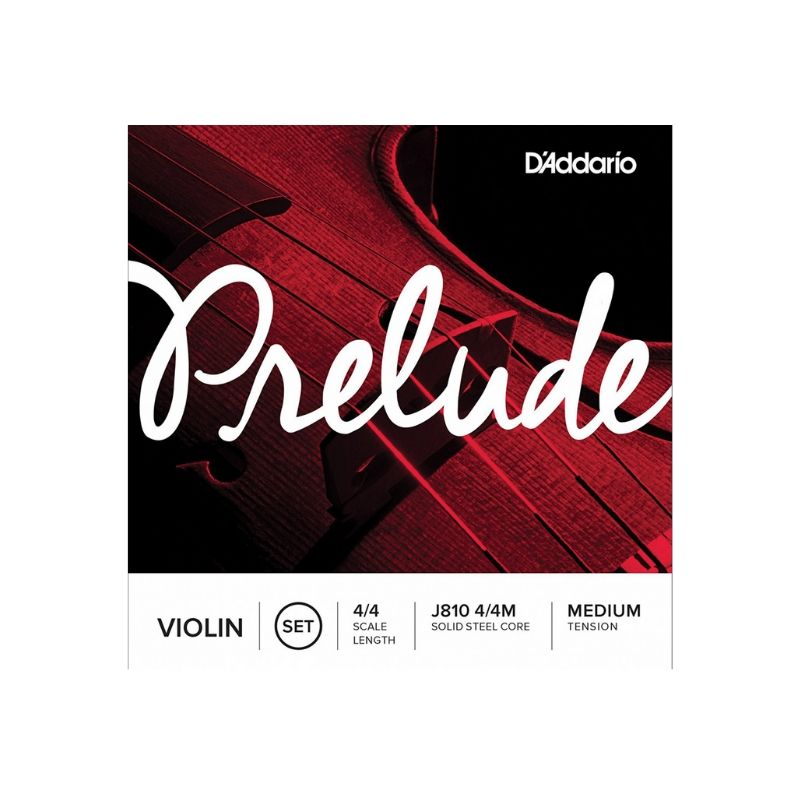 Encordoamento para Violino Prelude