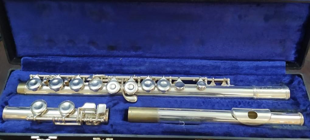 Flauta Transversal King