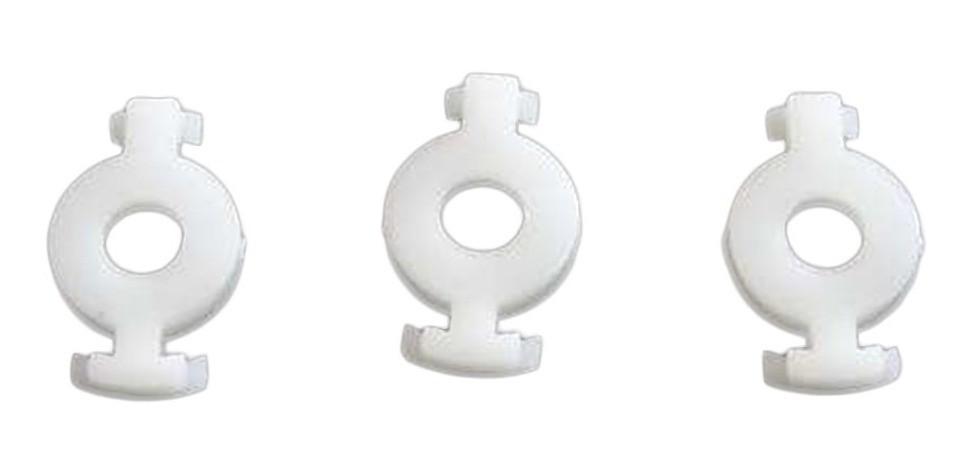 Kit de Guia para Trompete de Plastico