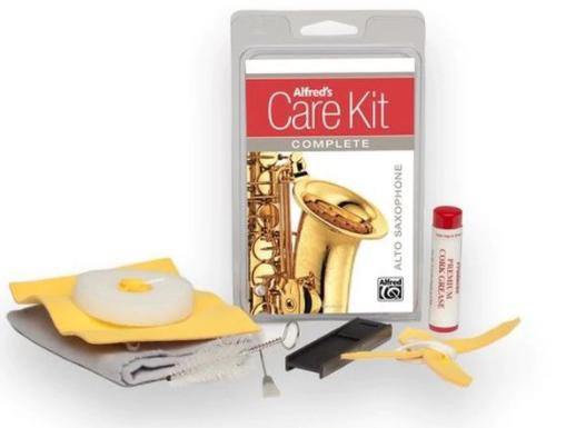 Kit para Limpeza Sax Tenor