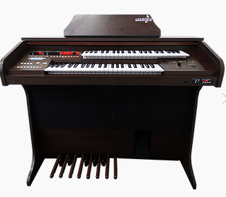 Orgao Eletrônico HS-75 Harmonia